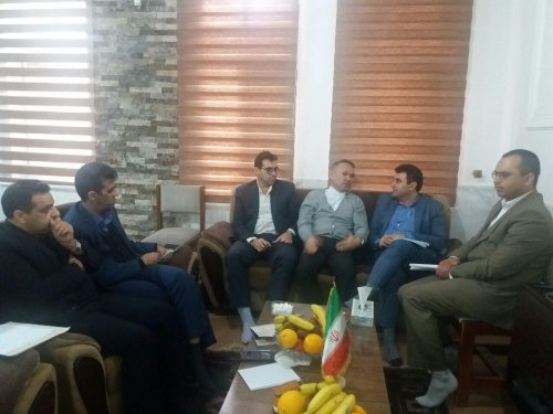 دیدار مدیرکل تعاون،کار گلستان و نماینده مردم کلاله و مینودشت در مجلس شورای اسلامی