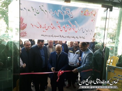 گزارش تصویری افتتاح دفتر کاریابی و مشاوره شغلی علی آبادکتول
