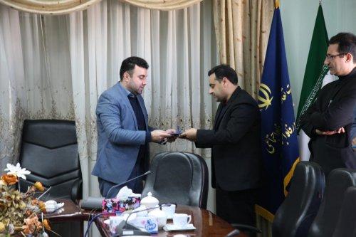 انتصابات جدید در اداره کل تعاون کار و رفاه اجتماعی گلستان