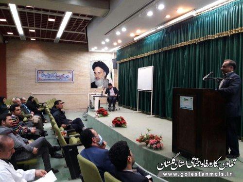 برگزاری نشست هم اندیشی ایثارگران به مناسبت دهه مبارک فجر