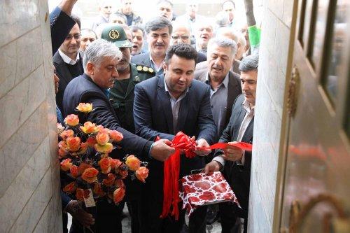 افتتاح ساختمان کانون بازنشستگان و مستمری بگیران تامین اجتماعی استان گلستان