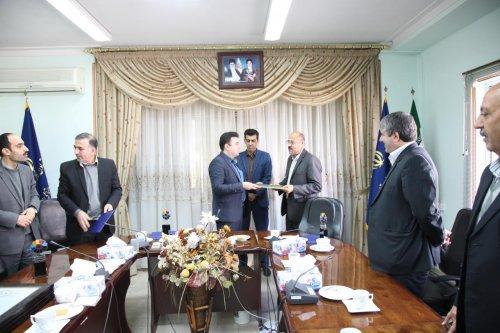 برای اولین بار در گلستان انجام شد: اعطای نشان تعالی مدیریت و ارتقاء بهره وری به تعاونی های استان