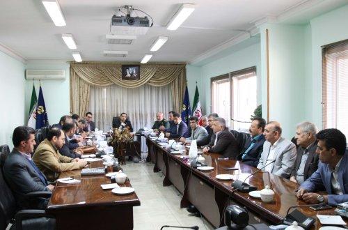 اولین جلسه استانی ستاد گرامیداشت هفته کار و کارگر برگزار شد.