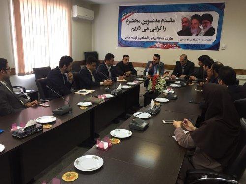 مدیر کل تعاون کار و رفاه اجتماعی گلستان تاکید کرد: ارتقا مهارت از طریق آموزش راهکاری موثر در ایجاد اشتغال