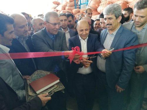 باحضور وزیر تعاون، کار و رفاه اجتماعی انجام شد: افتتاح کارخانه تولید خمیر کاغذ در علی آباد کتول