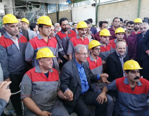 گزارش تصویری سفر دکتر ربیعی وزیر تعاون، کار و رفاه اجتماعی به استان گلستان