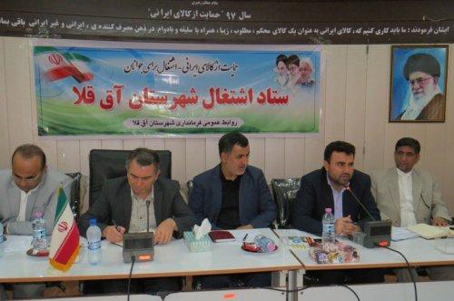 مدیرکل تعاون، کار و رفاه اجتماعی گلستان تاکید کرد: حمایت از طرح های قوی اشتغالزا
