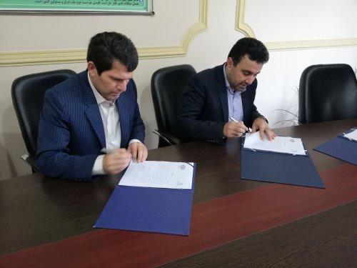 اداره کل تعاون، کار و رفاه اجتماعی و اداره کل بهزیستی گلستان تفاهم نامه همکاری امضا کردند