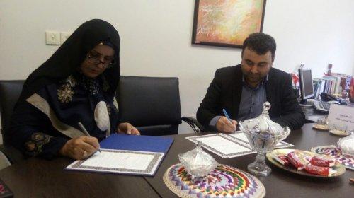 امضای تفاهم نامه همکاری در حوزه اشتغال بانوان