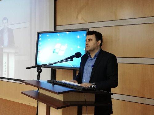 مدیرکل تعاون کار و رفاه اجتماعی گلستان تاکید کرد: کارآفرینی بهترین راه ایجاد اشتغال پایدار/گسترش فرهنگ خیرین کارآفرین