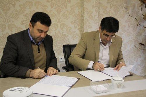 اداره کل تعاون کار و رفاه اجتماعی گلستان و سازمان فرهنگی ورزشی شهرداری گرگان تفاهم نامه همکاری امضا کردند