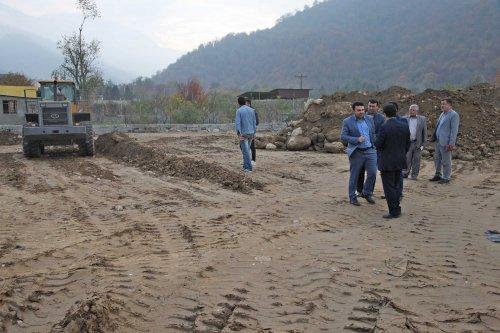 گزارش تصویری بازدید مدیرکل تعاون، کار و رفاه اجتماعی از طرح های اشتغالزای روستایی در گرگان
