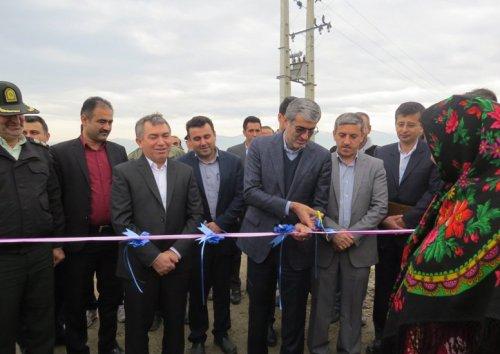 با حضور مدیر عامل صندوق کارآفرینی امید انجام شد؛ افتتاح نخستین پرورش شترداری صنعتی آق قلا