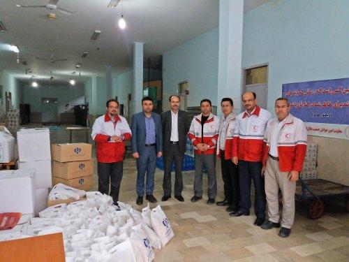 با حضور مدیرکل تعاون، کار و رفاه اجتماعی گلستان انجام شد؛ ارسال کمک های بانک رفاه به مناطق سیل زده استان