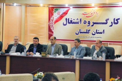 استاندار گلستان: بیش از ۳۳ هزار شغل در سال ۹۸ ایجاد خواد شد