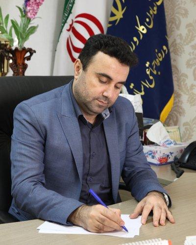 پیام تبریک مدیرکل تعاون، کار و رفاه اجتماعی گلستان به مناسبت روز خبرنگار
