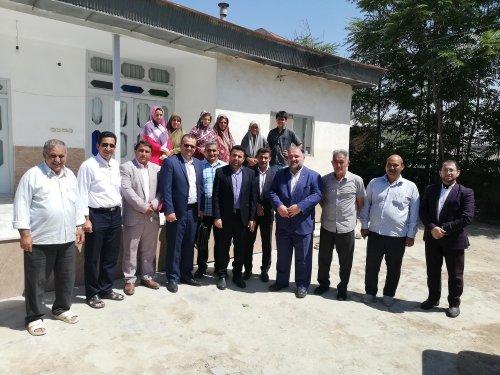 دیدار مدیرکل تعاون، کار و رفاه اجتماعی گلستان با همکاران و کارآفرینان اهل تسنن استان