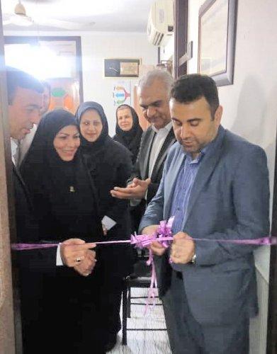 افتتاح 2 مرکز مشاوره و خدمات کارآفرینی و یک مرکز راهبری کافه کارآفرینی در گرگان