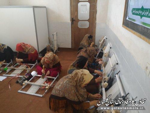 افزایش سهم برخورداری زنان از آموزش های مهارتی