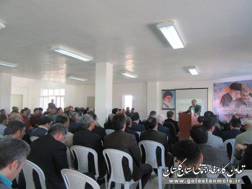 جشن بزرگ کارگری در گالیکش برگزار شد